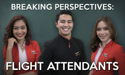 Breaking Perspectives in Malaysia: Flight Attendants - WORLD OF BUZZ