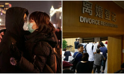Couples In China Are Getting Divorced After Being Quarantined Together For Too Long - WORLD OF BUZZ 7
