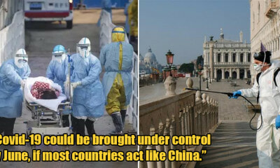 China Claims Covid-19 Peak is Over For Them, Hours After WHO Declared The Outbreak a Pandemic - WORLD OF BUZZ