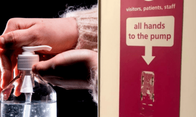 Covid-19 Panic Causes Hand Sanitisers To Be Stolen From Hospitals, Leaving Patients Vulnerable To Germs & Viruses - WORLD OF BUZZ 1