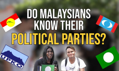 Do Malaysians Know Their Political Parties? - WORLD OF BUZZ