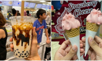 Do You Know That IKEA Now Has Strawberry Ice Cream & Also Brown Sugar Boba?! - WORLD OF BUZZ 8