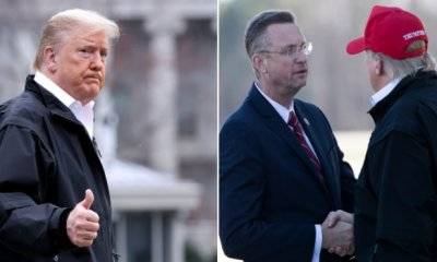 Donald Trump Exposed To Coronavirus After Interacting With Two Self-Quarantined Congressmen - WORLD OF BUZZ 1