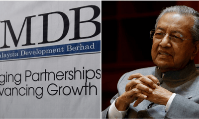 Dr M: US Should Think Twice Before Returning 1MDB Fund To Malaysia Now - WORLD OF BUZZ 3
