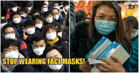 Face Masks Aren't Just Ineffective, They Might Actually INCREASE Your Risk Of Infection - WORLD OF BUZZ 3