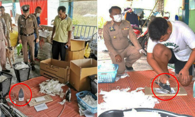 Factory in Thailand Sells Used Masks By Ironing Them & Packing Them in Boxes to Look Like New - WORLD OF BUZZ 1