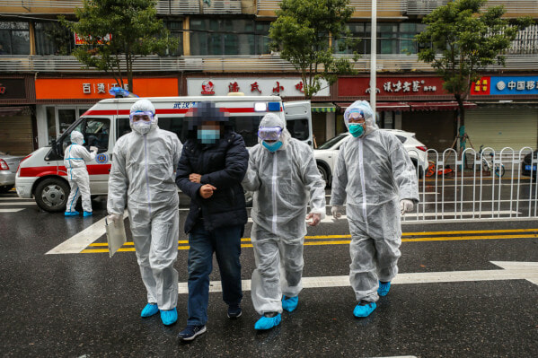 First EVER Case of Covid-19 Global Pandemic Allegedly Traced Back To 55yo Man From Hubei, China - WORLD OF BUZZ 1