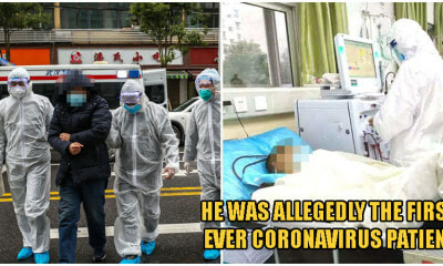 First EVER Case of Covid-19 Global Pandemic Allegedly Traced Back To 55yo Man From Hubei, China - WORLD OF BUZZ 2