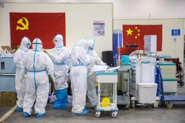 First EVER Case of Covid-19 Global Pandemic Allegedly Traced Back To 55yo Man From Hubei, China - WORLD OF BUZZ