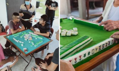 Five Men In Sibu Arrested After They Were Found Defying MCO & Gambling Ilegally - WORLD OF BUZZ