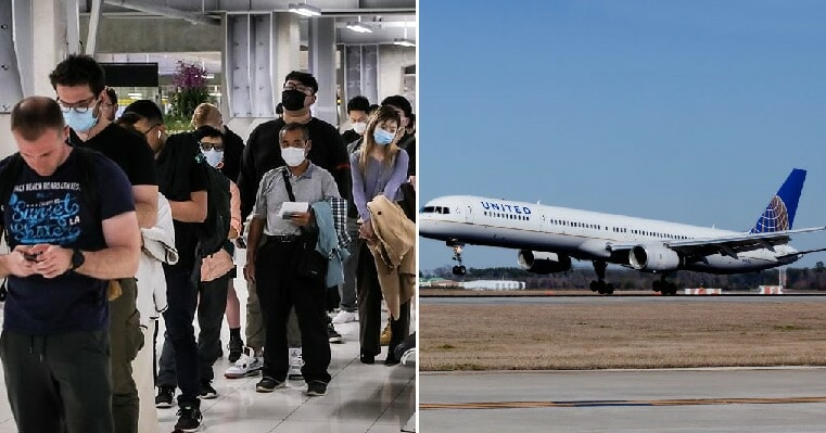 Flight Forced to Divert to Another Airport After Group Got Upset By Passenger Sneezing & Coughing - WORLD OF BUZZ 2