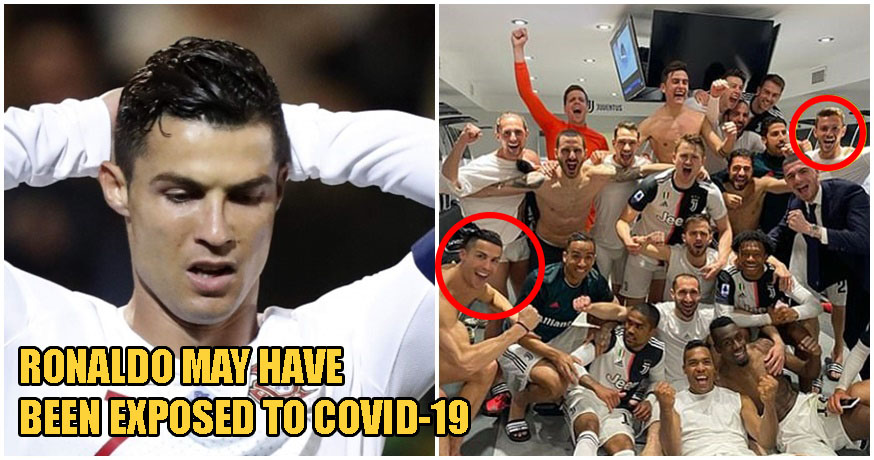 Footballer Cristiano Ronaldo Quarantined After Possible Exposure To Covid-19 From Teammate - WORLD OF BUZZ 4