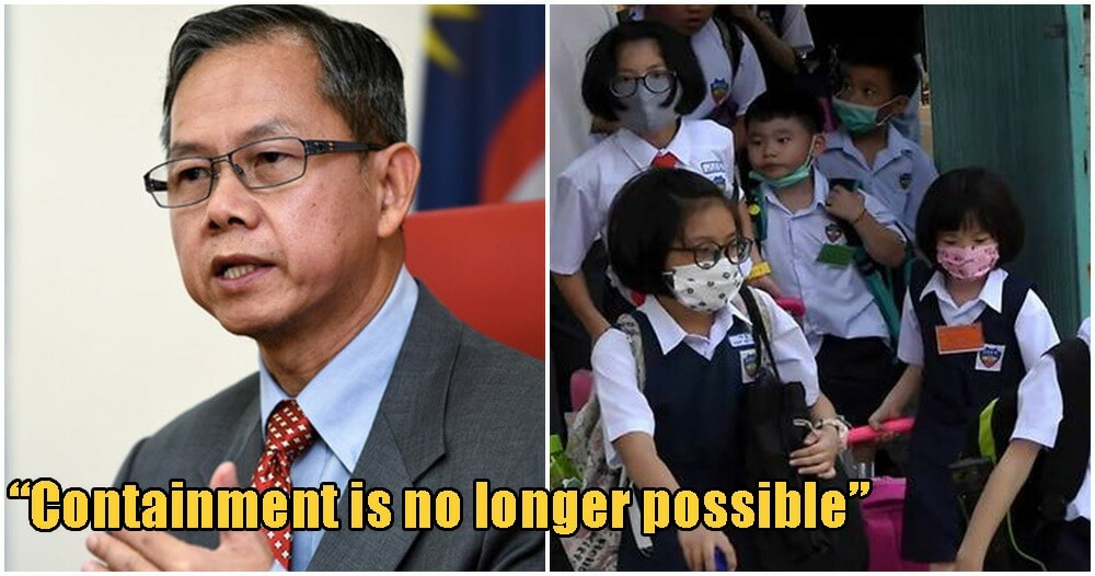 Former MOH Minister Says Kindi, Schools and Unis Need To Close For 1 Month To Reduce Covid-19 Cases - WORLD OF BUZZ