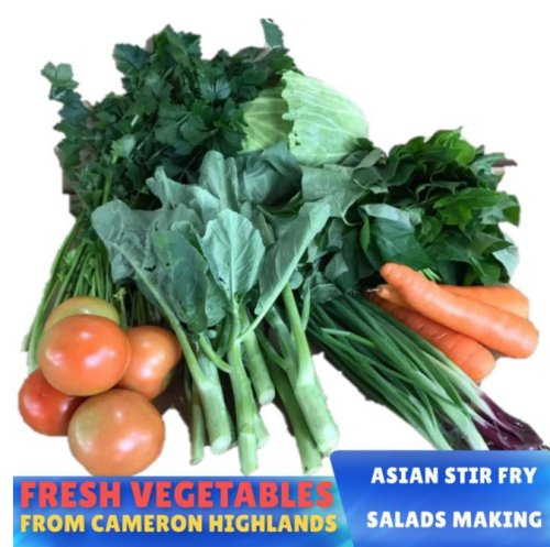From 30 March, You Can Buy Cameron Highland Vegetables Through Lazada - WORLD OF BUZZ 2