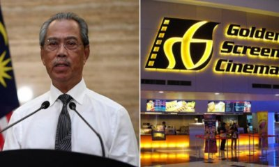 GSC Temporarily Closes All Its Cinemas Following The Government's Announcement of Movement Control Order - WORLD OF BUZZ 4