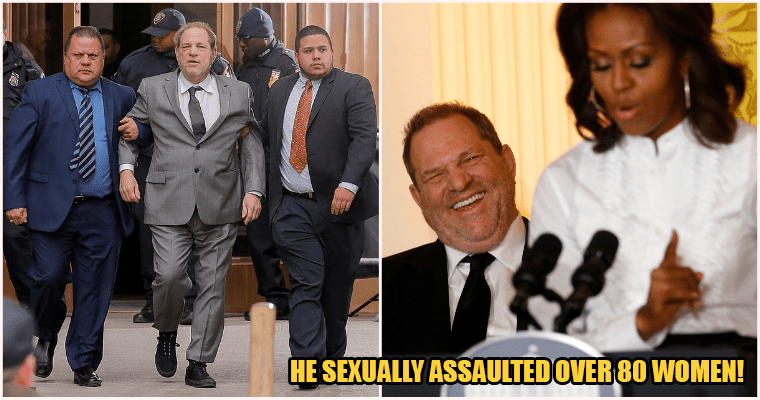 Harvey Weinstein: From Hollywood Mogul To 23 Years In Jail For Sexual Misconduct & Becoming A Sex Offender - WORLD OF BUZZ