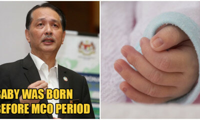 Health Director-General: 12-Day-Old Baby Is Youngest Covid-19 Patient In Malaysia - WORLD OF BUZZ