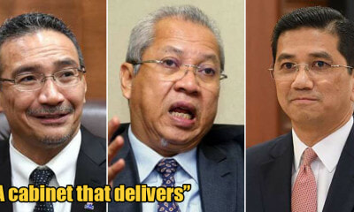 Here's the Official List of Malaysia's New Cabinet Members - WORLD OF BUZZ