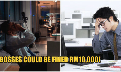 Here's What M'sians Can Do If Your Boss Forces You To Take Unpaid Leave During Covid-19 - WORLD OF BUZZ 2