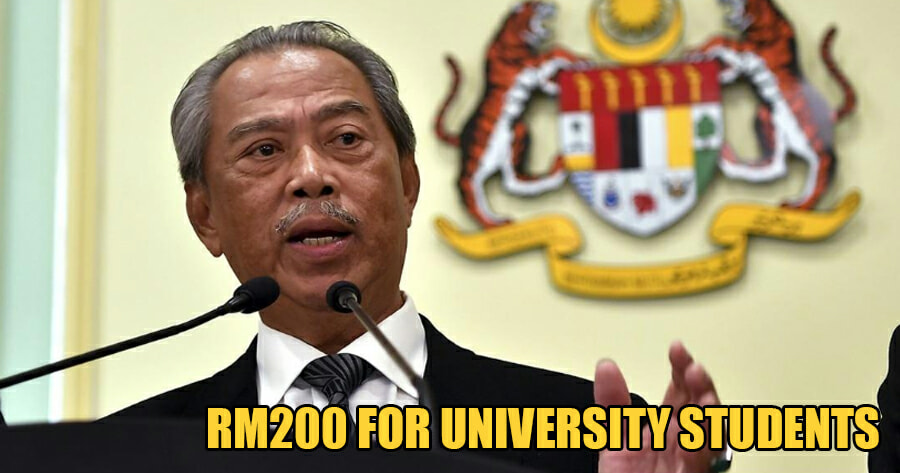 Higher Education Students Will Receive a One-Off Grant of RM200 From the Govt - WORLD OF BUZZ