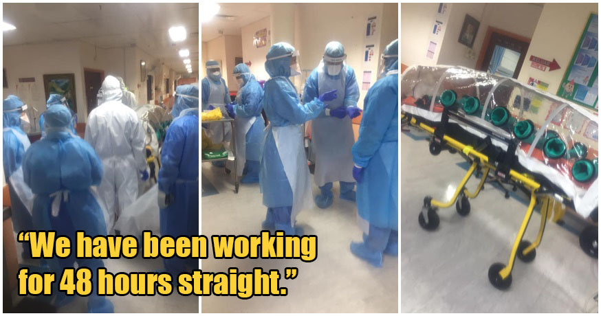 Hospital Kuala Lumpur Medical Assistant Shows Reality of Working During Covid-19 Outbreak - WORLD OF BUZZ 6