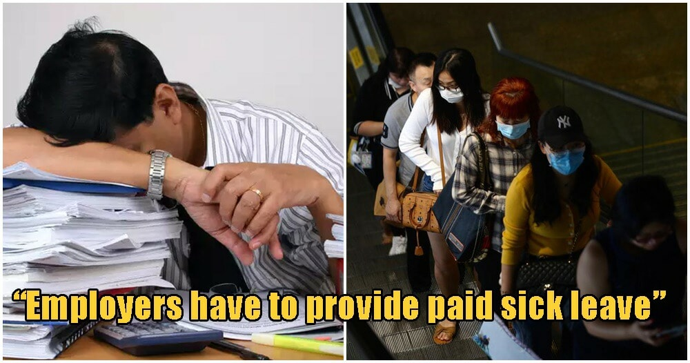 HR Ministry: M'sian Workers On Quarantine Are Entitled To Sick Leave - WORLD OF BUZZ