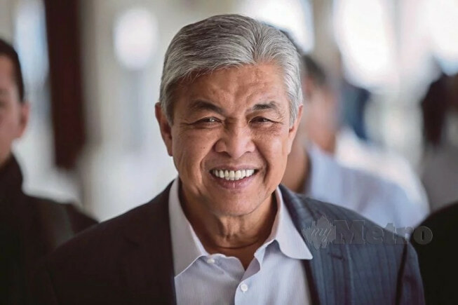 """I'm Sorry for The Confusion,"" Zahid Says After Failing to Prove to Court He Had Meeting with PM - WORLD OF BUZZ 1"