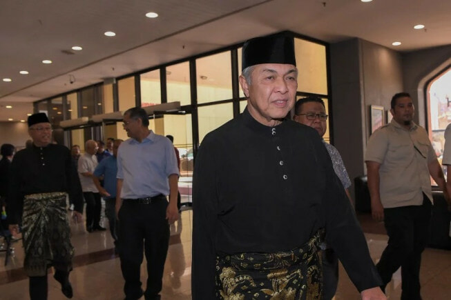 """I'm Sorry for The Confusion,"" Zahid Says After Failing to Prove to Court He Had Meeting with PM - WORLD OF BUZZ 2"