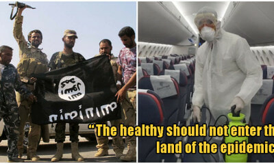 Isis Tells Terrorists To Stop Traveling Over Fears Of Covid-19 Infection, Advises To 'flee From The Lion' - World Of Buzz 3
