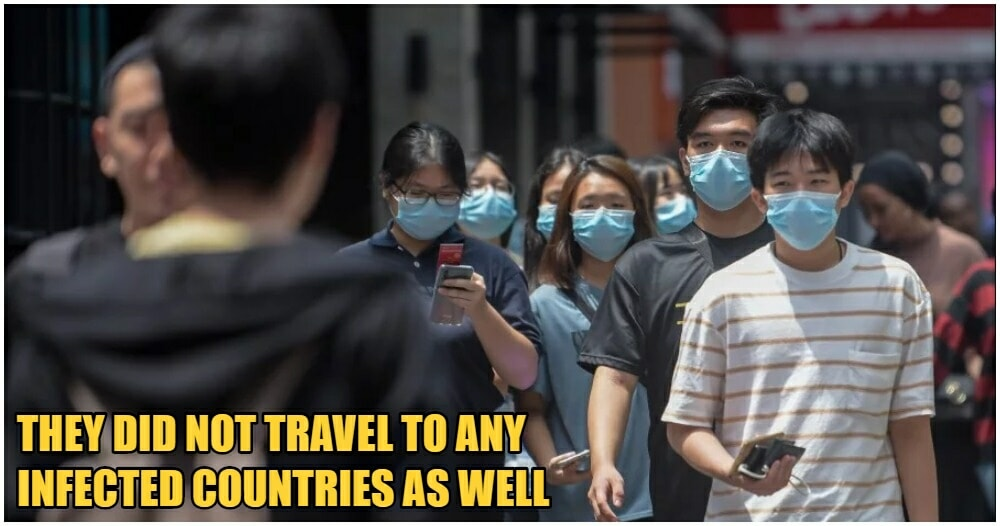 JUST IN: Malaysia Records First Covid-19 Patient WITHOUT Contact With Infected People - WORLD OF BUZZ