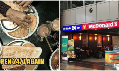 KL Mayor: 24-Hour Eateries Can Start Operating Every Hour, Everyday Again - WORLD OF BUZZ