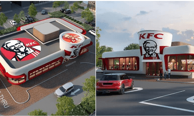 Klang's New KFC Branch Is Inspired By 1950s American Fast Food Joint - WORLD OF BUZZ 4