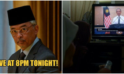 LATEST: Yang Di-Pertuan Agong To Make Announcement About MCO At 8pm Tonight - WORLD OF BUZZ 2