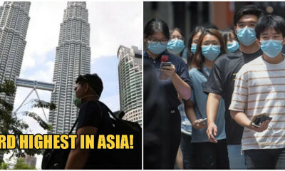 Malaysia is Officially The 3rd Highest in ASIA For Covid-19 Infections With 900 Cases & 2 Deaths - WORLD OF BUZZ 2