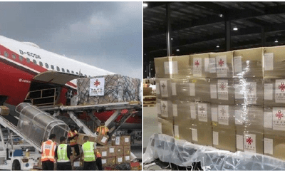 Malaysia Receives 100,008 Test Kits And Other Medical Equipments From China To Deal With Covid-19 - WORLD OF BUZZ 3