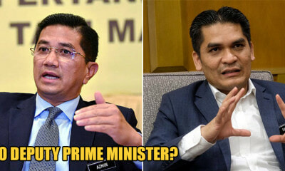 Malaysia Will NOT Have a Deputy Prime Minister, PM Appoints 4 Senior Ministers Instead - WORLD OF BUZZ