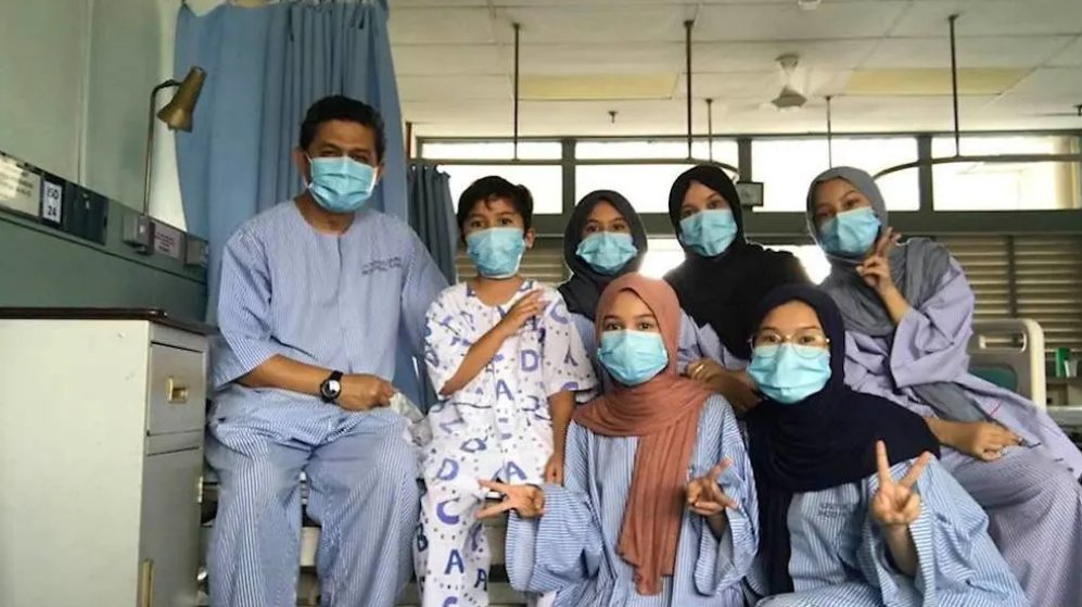Malaysian Doctor, Wife And Five Children Quarantined For COVID-19 In Teluk Intan - WORLD OF BUZZ