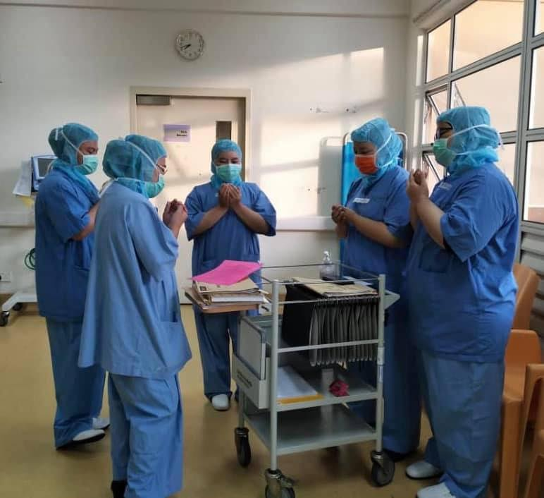 Malaysian Medical Officers Requested to Help Combat Covid-19 - WORLD OF BUZZ 1