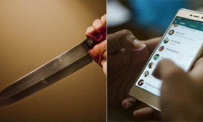 Man Stabs Wife 24 Times After She Confronted Him About Romantic Chats with Other Women - WORLD OF BUZZ 3