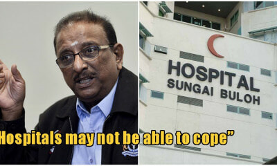 MMA: Malaysian Hospitals Will Be Overwhelmed By Patients If People Don't Obey MCO - WORLD OF BUZZ 3