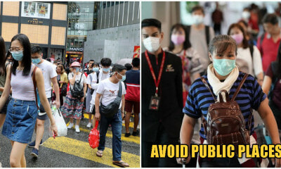 MOH: Postpone Large Gatherings & Maintain Social Distance of 2 Metres to Avoid Getting Covid-19 - WORLD OF BUZZ