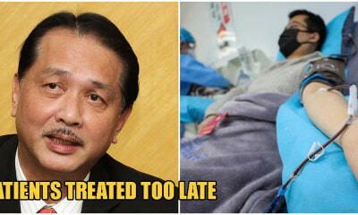 Most Covid-19 Deaths Happen Because Of Late Treatment, Says M'sian Health D-G - WORLD OF BUZZ