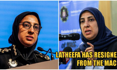 M'sian Anti-Corruption Chief Latheefa Resigns; What Will Happen With The Ongoing Corruption Trials? - WORLD OF BUZZ 2
