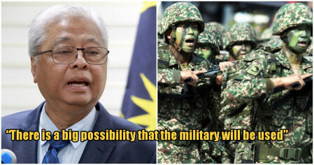 M'sian Army May Be Deployed If Citizens Still Refuse To Obey Movement Control Order - WORLD OF BUZZ 4