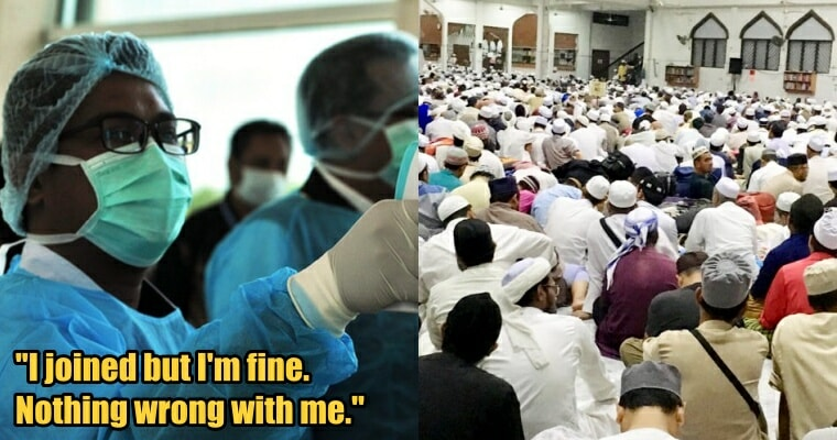 M'sian Doctor Shares How a Patient Who Attended The Tabligh Gathering Refused to Admit His History - WORLD OF BUZZ 2
