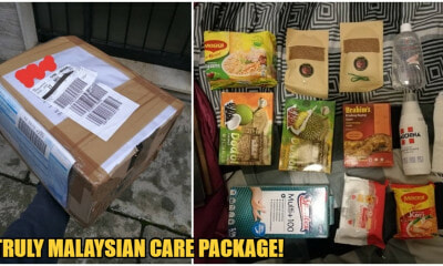 M'sian Embassy in Italy Sends Covid-19 Care Package That Includes Maggi & Brahim's Rendang Packs - WORLD OF BUZZ