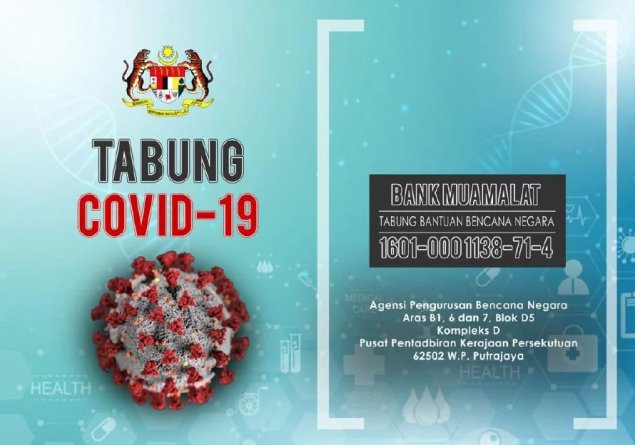 M'sian Federal Govt Allocates RM1 Million To Set Up Covid-19 Fund, Encourages Donations From Public - WORLD OF BUZZ 2