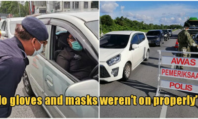 M'sians Beware: Fake PDRM Officers Are Flagging Citizens in Bangsar & Bukit Damansara - WORLD OF BUZZ 4