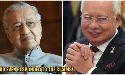 """Najib Is The Culprit Behind The PH Goverment Collapse"" Tun M Reveals Former PM To Be Mastermind - WORLD OF BUZZ"