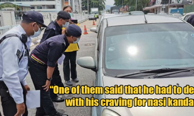 Malaysians Are Making Silly Excuses For Going Out & The Police Have Had Enough - WORLD OF BUZZ